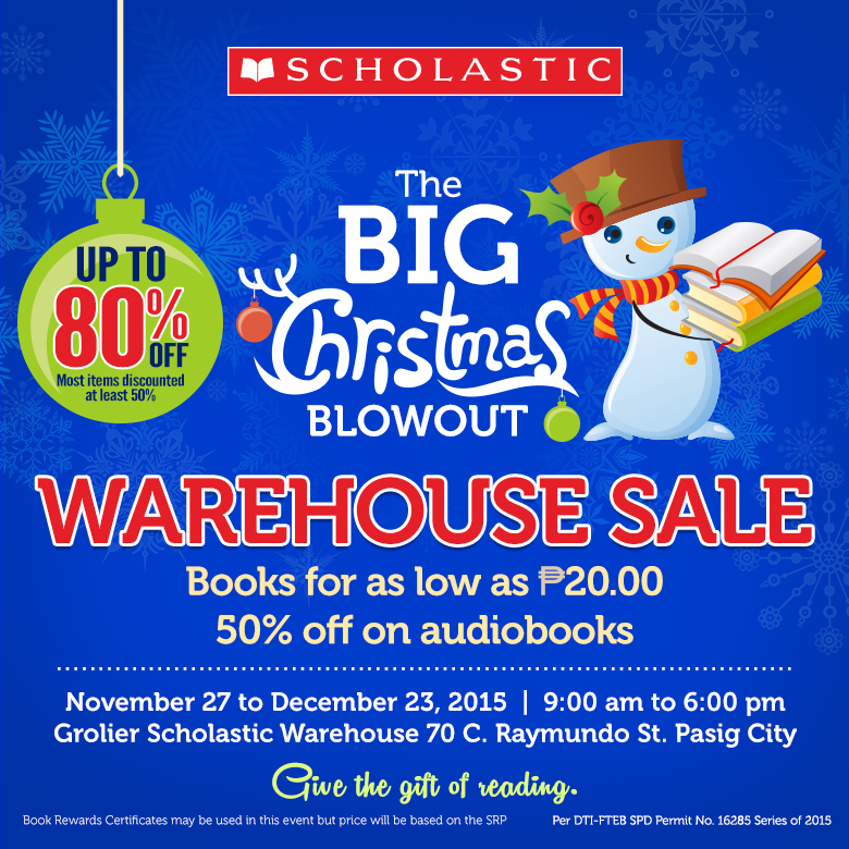 Christmas Warehouse Sale_FacebookPost