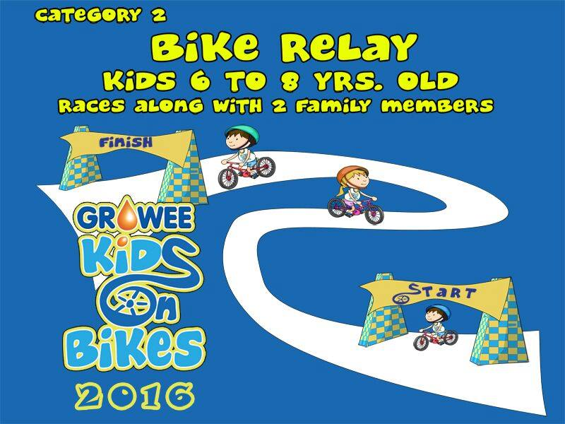 Kids On Bikes Race Category 2