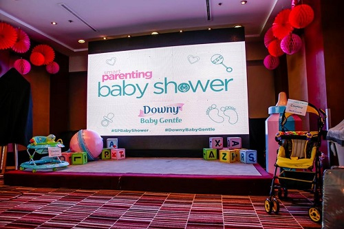 Smart Parenting Baby Shower