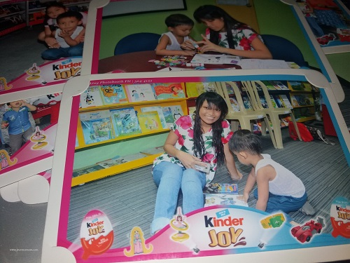 Photos fom Kinder Joy