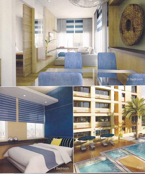Santorini Bedrooms