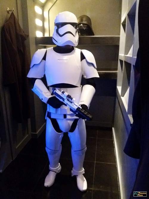 Space Wars Costume