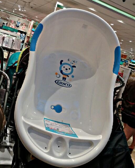 Graco Bath Tub