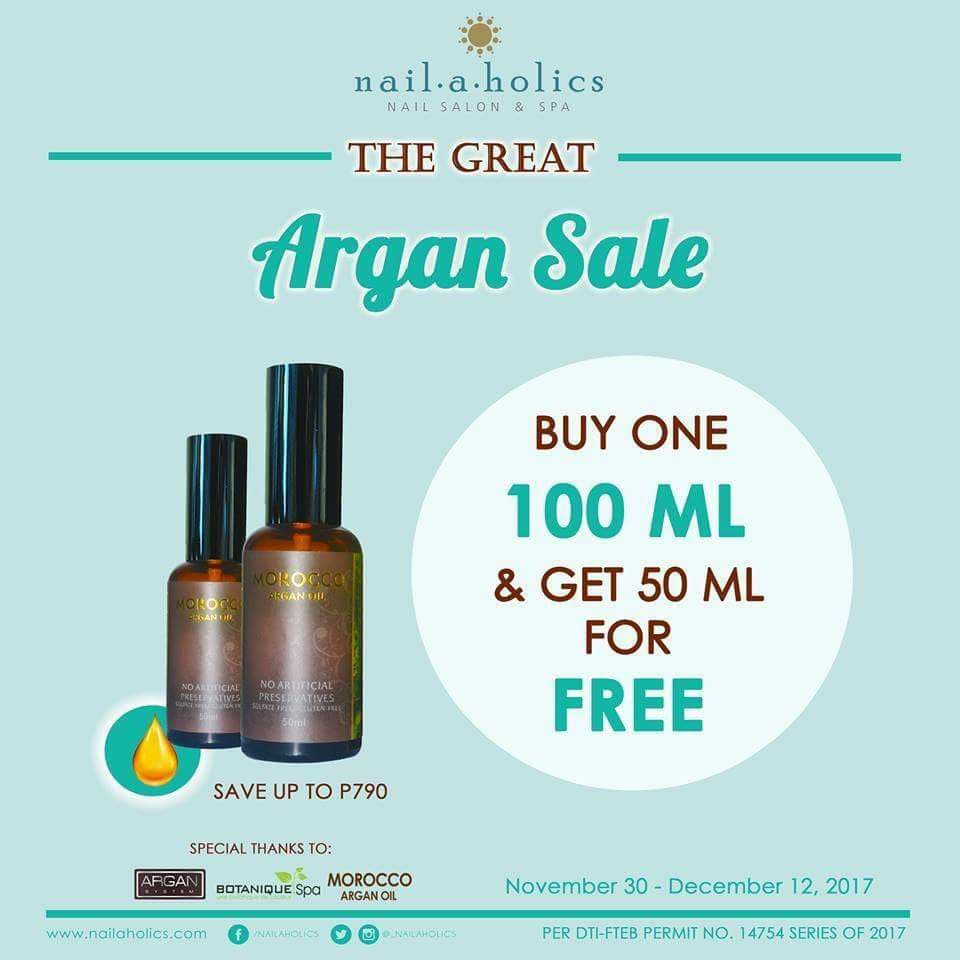 Argan-Sale