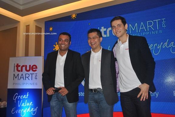 iTrueMart Trio