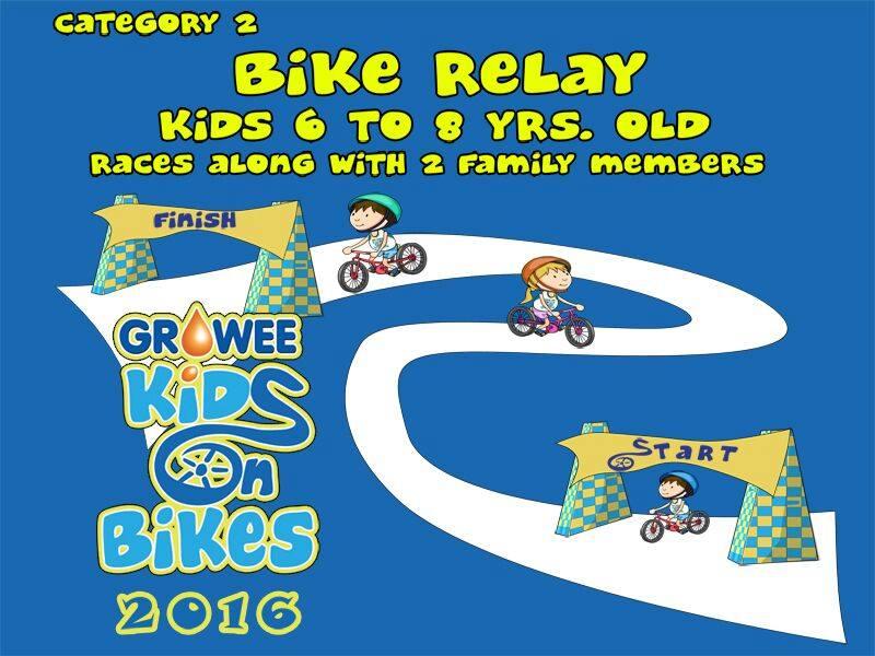 Kids On Bikes Race Category 2