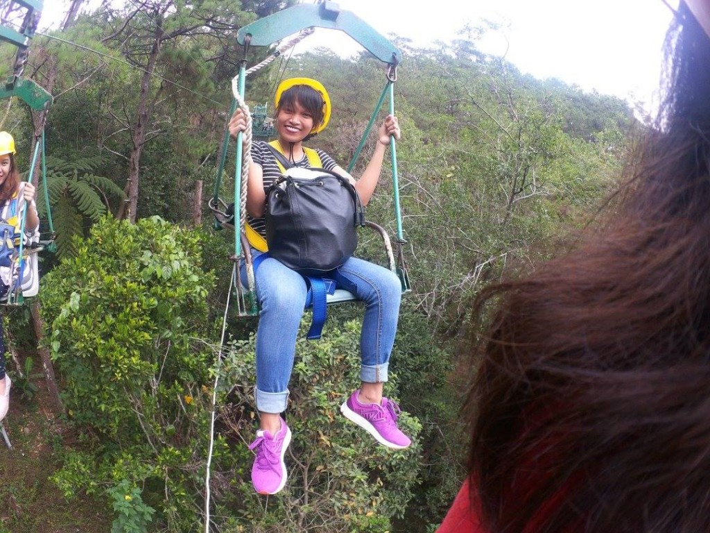 Morena Mom in Canopy Ride