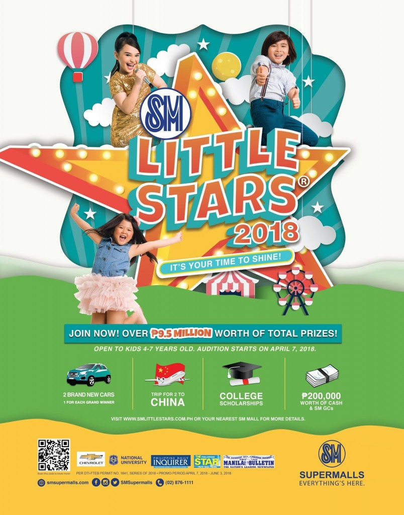 Morena-Mom-SM-Little-Stars-2018-Poster