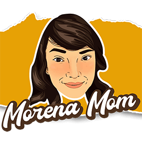 Morena Mom Footer Logo